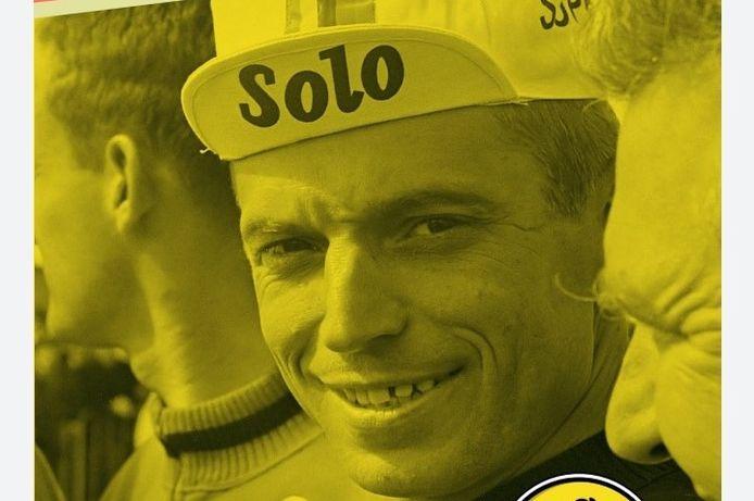 Rik Van Looy ten tijde van zijn wielercarrière