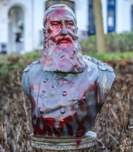 Un buste de Léopold II volé à Ostende