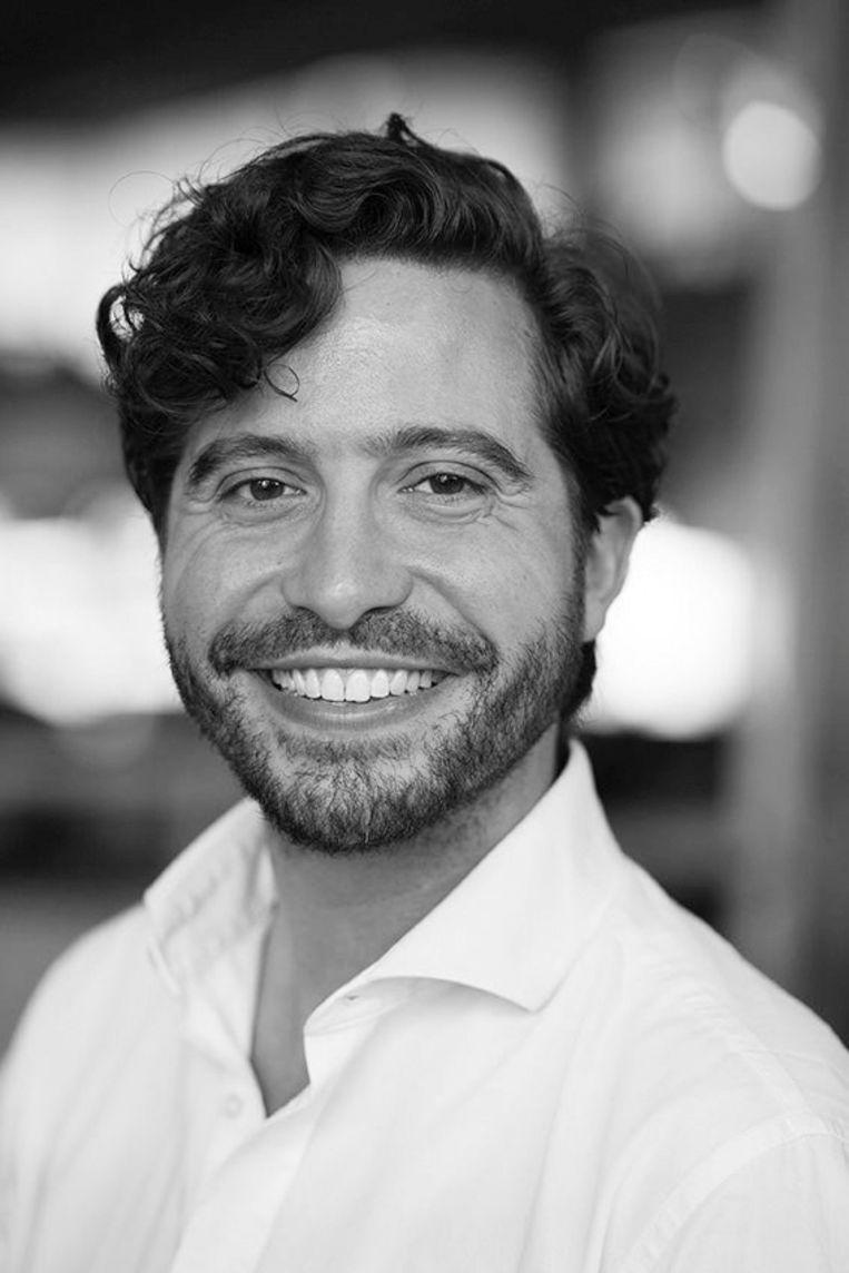Yarin Eski, universitair docent bestuurskunde aan de Vrije Universiteit Amsterdam. Beeld SANDER NIEUWENHUYS
