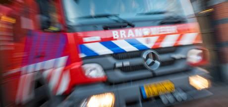 Voorbijgangers in Utrecht zien rook en bellen de brandweer
