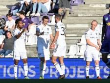 Pro League: Eupen écrase le Beerschot, réduit à neuf, et s'installe à la deuxième place