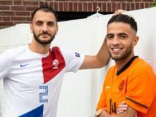 Neven Zerouali en Saadouni: samen in Oranje, maar niet meer bij Groen Wit