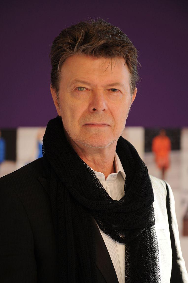 David Bowie. Beeld getty