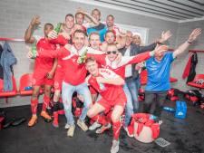 Goes weet het nu zeker: volgend seizoen speelt het de derby tegen Hoek in de derde divisie zaterdag