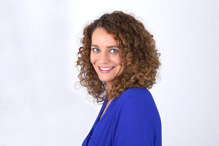 Podcastmaker Malou van der Starre: 'Liefde vinden is tijdloos, helaas heeft een baarmoeder wel een houdbaarheidsdatum.'   Beeld