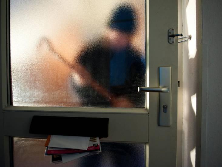 Glasgerinkel verraadt inbreker in Wouw, man opgepakt