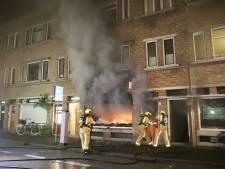 Ondernemers starten actie voor eigenaresse afgebrande printwinkel Weissenbruchstraat