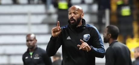 Thierry Henry mist familie en vertrekt uit Montreal