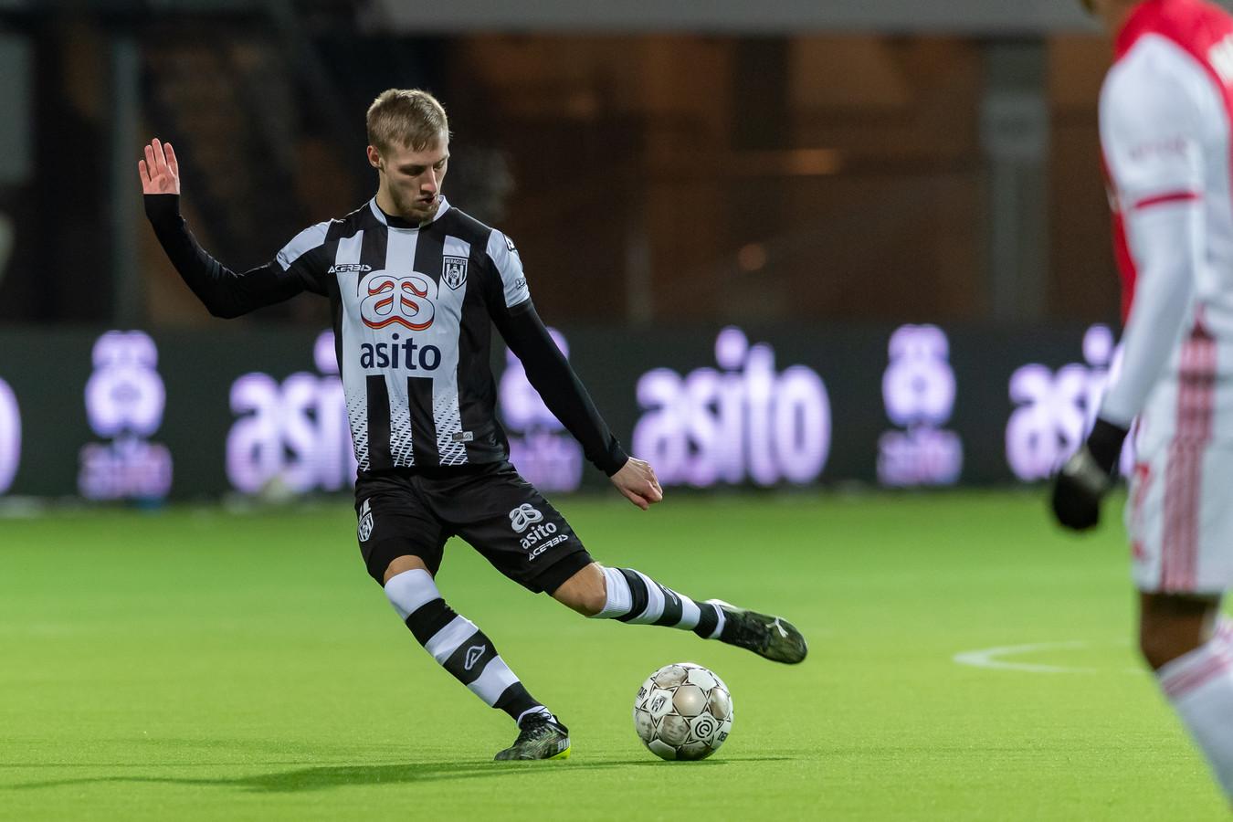 Silvester van der Water heeft zijn transfer bijna te pakken en ontbreekt tegen RKC.
