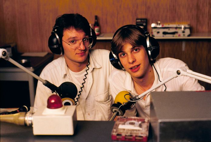 Curry & Van Inkel is door de luisteraars van Radio Veronica uitgeroepen tot het meest legendarische programma uit de geschiedenis van het station.