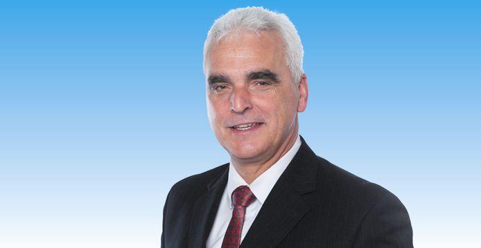Peter de Vries, wethouder van de gemeente Maasdriel