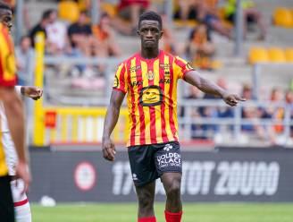 """Samuel Oum Gouet (KVM) maakt indruk op en naast het veld: """"Ik ben geen artiest, wél een strijder"""""""