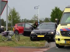 Fietsster gewond bij aanrijding in Barneveld