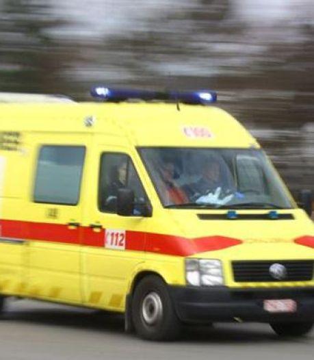 Un terrible accident de la route fait un mort à Courcelles