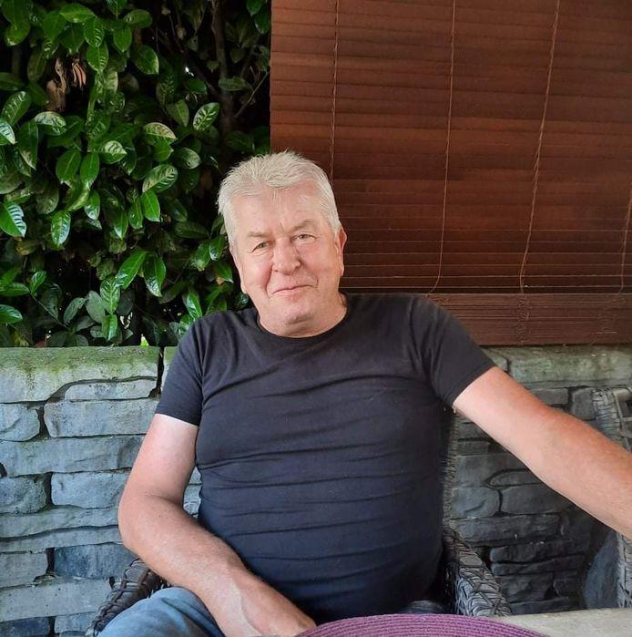 KFC-fan Pieter den Bol uit Elten.