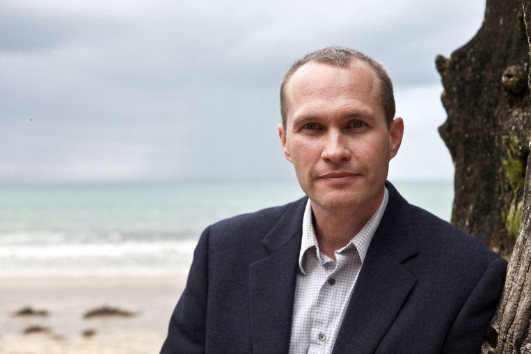 Auteur David Vann Beeld AFP
