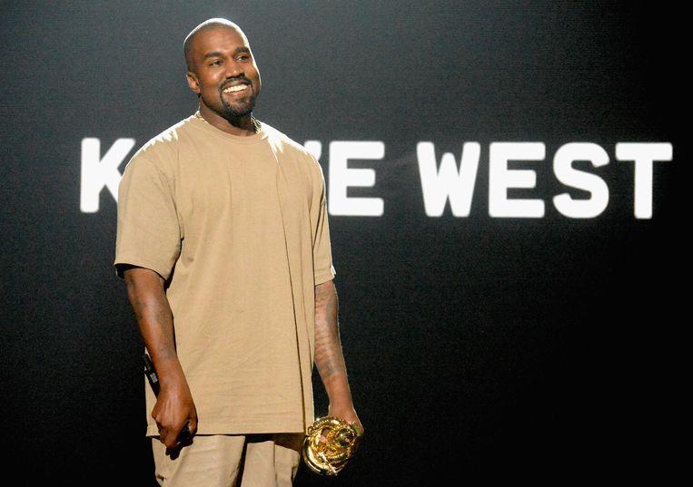Kanye West Beeld FilmMagic