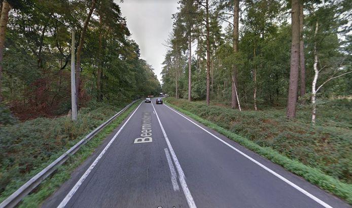 Tussen Wildenburg en Aanwijs ligt er op dit moment geen fietspad.