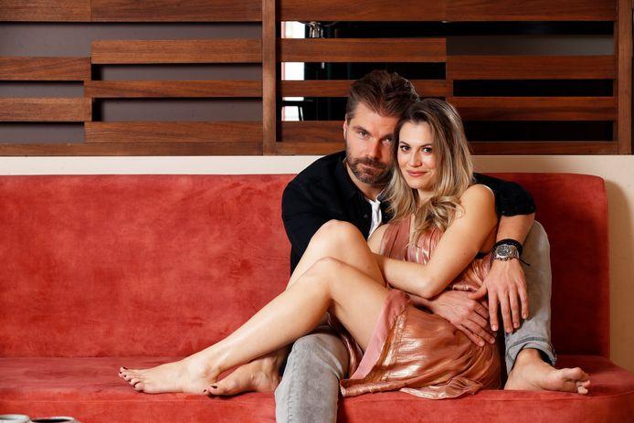 In Dag Allemaal vertellen Kobe Ilsen en zijn verloofde, Sara Vermassen, voor het eerst over hun relatie
