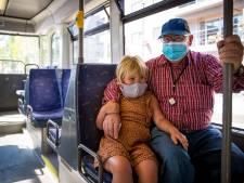 """Trams 11 en 12 blijven op stal """"omdat het te warm is"""""""