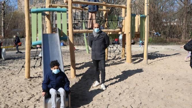 Speelvogels Kruidtuin krijgen nieuw speeltuig
