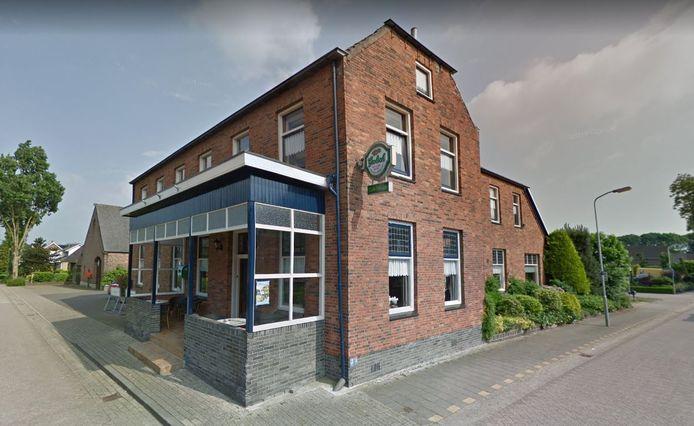 Café Zaal Meijer in Netterden moet plaats gaan maken voor woningen.