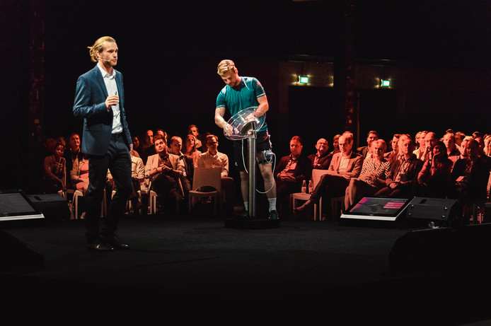 De High Tech Campus organiseert een grootschalig start-up evenement op de Hannover Messe.