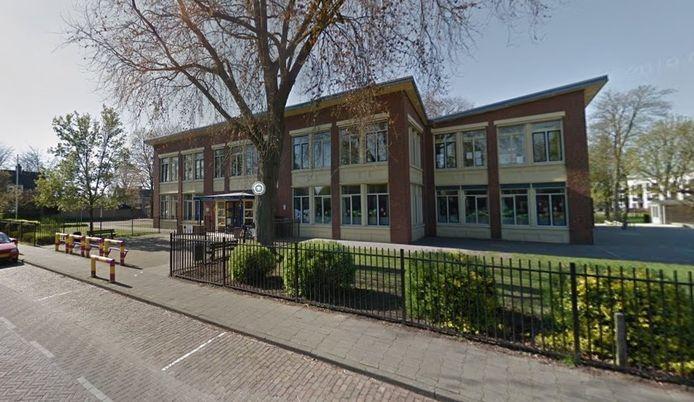 Basisschool Zonnebloem in Zundert.