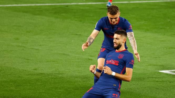 Carrasco maakt knappe opener bij Betis maar Atlético wint opnieuw niet: spanning troef in La Liga