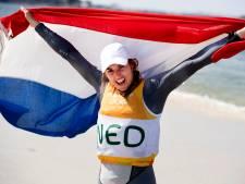 Bouwmeester gaat nog steeds ruim op kop bij WK zeilen