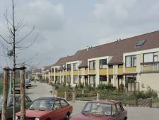 Nu staan we in de rij voor deze woningen in Lunetten, maar in 1981 was dat láng niet het geval