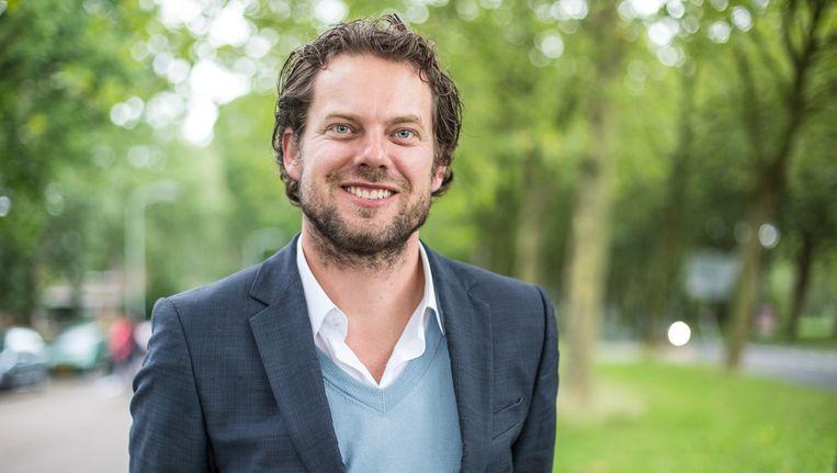 Jan-Willem Mijderwijk Beeld Eva Plevier