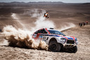 De Dakar Rally werd dit jaar al gehouden in Saudi-Arabië.