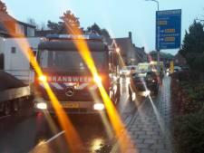 Files in Rhenen op weg naar Sinterklaasavond