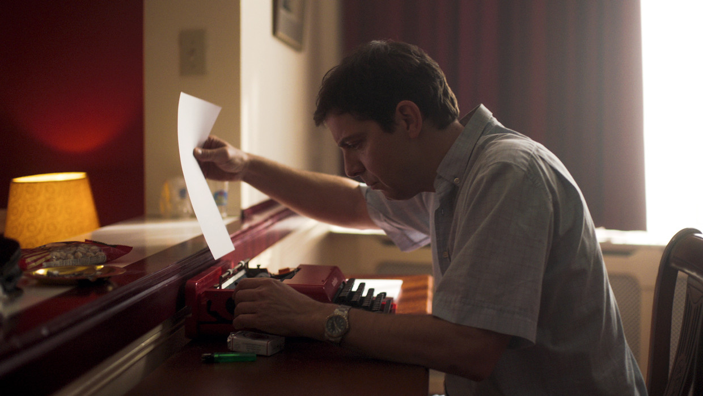 Ramsey Nasr in 'I.M.'. Beeld AVROTROS