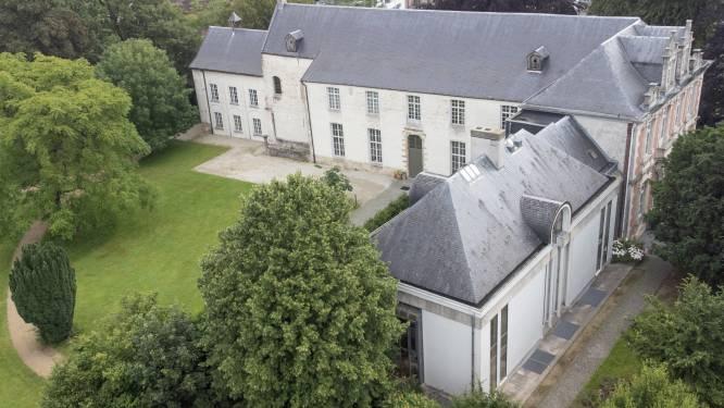 Vlaamse subsidie van 1,5 miljoen euro voor restauratie kasteel van Egmont in Zottegem