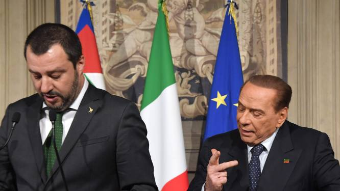 Vandaag dan toch Italiaanse regering? Berlusconi zet licht op groen voor kabinet van Lega en Vijfsterrenbeweging