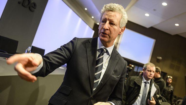 Minister van Defensie Pieter De Crem. Beeld BELGA