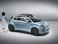 Nieuwe Fiat 500 heeft een stekker
