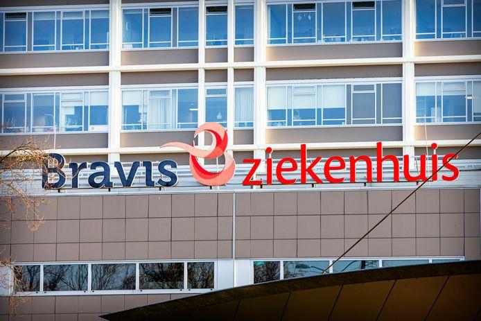 De huidige vestiging van Bravis ziekenhuis in Roosendaal.