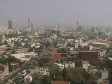 De ondergang van Mexico-Stad