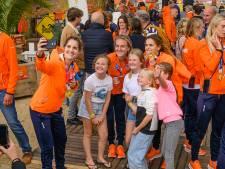 Goud maakt gelukkig voor Gorcumse hockeyster Marloes Keetels: 'Beloning voor vijf jaar opoffering'