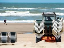 Drie kinderen vermist na weglopen bij uitje in Zandvoort