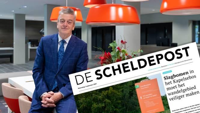 Burgemeester noemt censuur bij De Scheldepost onacceptabel: Kapelle overweegt banden te verbreken