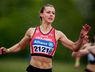 Rani Rosius loopt persoonlijk record op de 200 meter in Oordegem