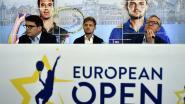 Goffin en Gasquet zijn opnieuw van de partij in Antwerpen voor European Open
