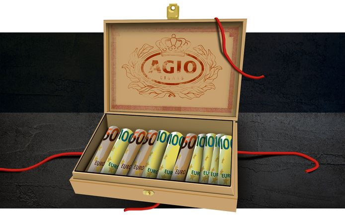 Bij Royal Agio wordt tien miljoen euro onder het personeel verdeeld.