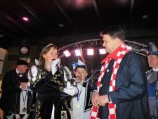 'We schuive d'un optocht dur' in Nispen