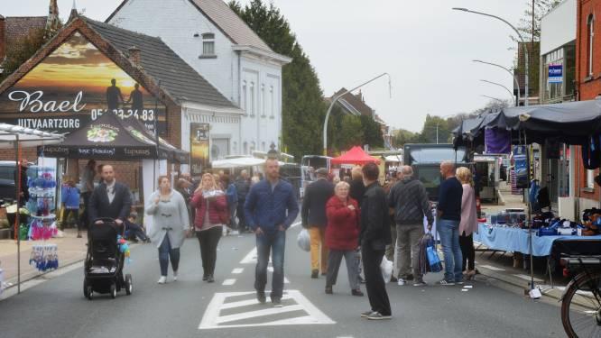 """Jaarmarkt in Haaltert op donderdag 28 oktober: """"We verwachten massa volk, mensen komen terug buiten"""""""