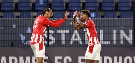 Ook Jong PSV wacht een spannende zomer, talenten spelen zich in de kijker
